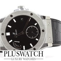 Hublot CLASSIC FUSION POWER RESERVE TITANIUM 45 mm NEW T