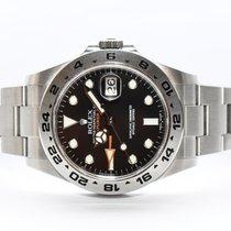 롤렉스 (Rolex) Rolex Explorer II Stahl  2012 LC 100 Papiere Kasten