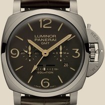 파네라이 (Panerai) Radiomir Luminor 1950 Equation of Time 8 Days...