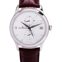 Jaeger-LeCoultre Master Hometime Dual Time Zone 40mm  Q1628430