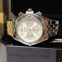 Breitling Crosswind Special A44355 - Serviced By Breitling
