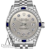 Rolex Women's Rolex 31mm Datejust S/steel Silver Dial With...