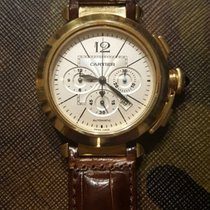 Cartier Pasha Yellow Gold Chronograph