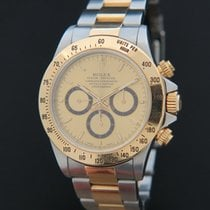 Rolex Oyster Perpetual Cosmograph Daytona Gold/Steel