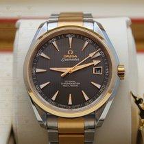 Omega 231.20.42.21.06.001  Aqua Terra Chronometer  Rg &Stl