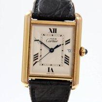 """Cartier """"Must de Cartier"""" Tank Classic"""