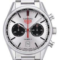 TAG Heuer Carrera Automatik Chronograph Ref. CV211E.BA0739