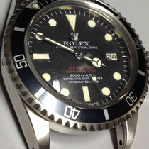 Rolex Sea-Dweller 1665 Double Red