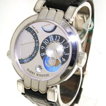 Harry Winston - Premier Excenter Time Zone - wristwatch - (our...