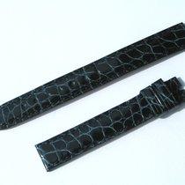 Chopard Croco Band Strap Blue 13 Mm 70/105 New C13-06 -70%