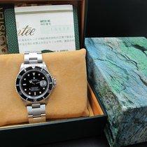 勞力士 (Rolex) SUBMARINER 16610 (T25 Dial) with Box and Paper