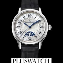 Jaeger-LeCoultre Rendez-Vous Night & Day Steel Mother Of...