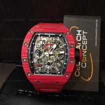 Richard Mille RM011 Felipe Massa Red QTPT Limited 50 pcs