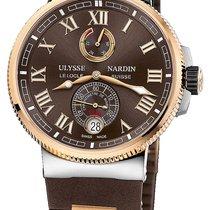 Ulysse Nardin Marine Chronometer Manufacture 43mm 1185-126-3/45