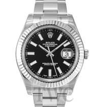 롤렉스 (Rolex) Datejust II Black/Steel Ø41 mm - 116334