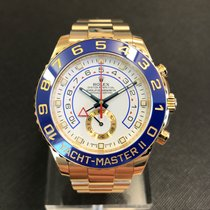 Rolex Yacht-Master II Yellow Gold LC100
