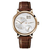 A. Lange & Söhne Grand Lange 1 117.032 Rose Gold NEW Complete