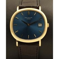 Patek Philippe | Cushion-shaped 18k Yellow Gold, With Date,...