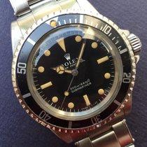 Rolex 1967 Submariner 5513 Meters First