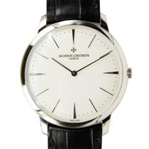 Vacheron Constantin Patrimony Traditionelle 18k White Gold...