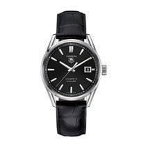 TAG Heuer Carrera 39mm Date Automatic Mens Watch Ref WAR211A.F...