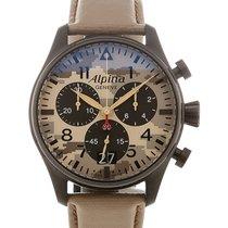 Alpina Startimer Pilot 44 Quartz Chronograph