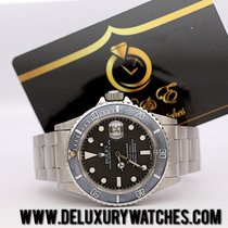 Rolex Submariner Date 16800 Pallettoni Never polished Just...