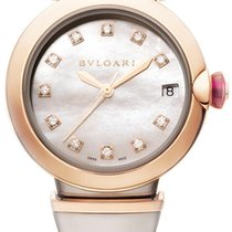 Bulgari Lucea Automatic 33mm lu33wspgspgd/11