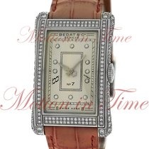 "Bedat & Co No. 7 Ladies Automatic, Silver ""Guilloche&#..."