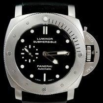 パネライ (Panerai) luminor Submersible 1950 3 Days Titan
