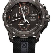 Victorinox Swiss Army Alpnach Mechanical Chrono 241530 SPECIAL...