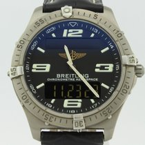 Breitling Aerospace Titanium Quartz E75362