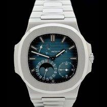 Patek Philippe Nautilus/Mondphase Ref.: 5712/1A-001 - Box/Papi...