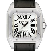 Cartier Santos 100 Large Steel