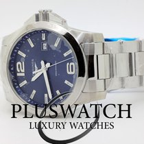 Longines Conquest 43mm Blue Dial Stainless Steel