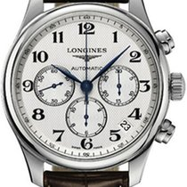 Longines Master Automatic Chronograph 44mm L2.693.4.78.3