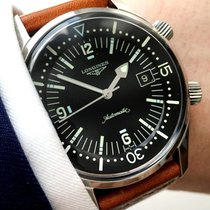 Longines Original Longines Legend Diver Date with Papers Heritage