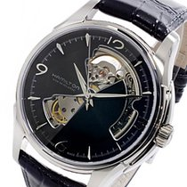 Hamilton ジャズマスター オープンハート 自動巻き 腕時計 H32565735