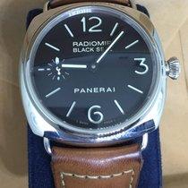 Panerai Radiomir Black Seal Steel 45mm PAM183  2013