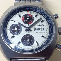 Mido Automatic Chronograph Vintage Watch Extremelly Rare