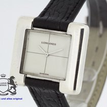 Longines by Serge Manzon Watch 925 Sterling Silver Ref. 5004...