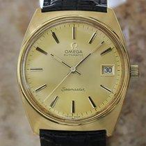 Omega Seamaster Men's 1970s Vintage Automatic 35mm Gold...