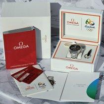 Omega Speedmaster Mark Ii Rio 2016 Olympic Limited Edition Nuovo