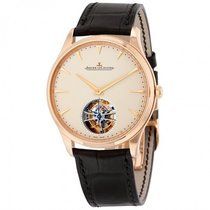 Jaeger-LeCoultre Men's Q1322410 Master Ultra Thin Tourbillon