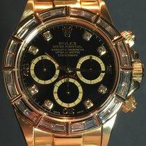 Rolex Daytona Zenith 16568 Diamonds index dial