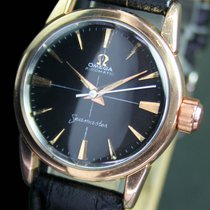 Omega Seamaster 471 Automatic Gold Cap Steel Unisex Watch...