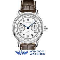 Longines Column-Wheel Single Push-Piece Chronograph Ref....