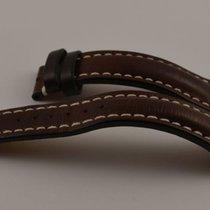 Breitling Leder Armband Band 20mm 20-18 Für Dornschliesse Braun 2