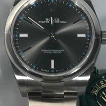Rolex Oyster Perpetual Dark Rhodium