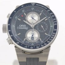 Oris Williams F1 Team Lefty GMT Chrono Titanium Limited
